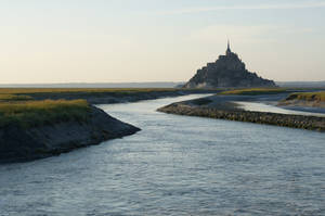 Le Mont Saint-Michel by gervarela