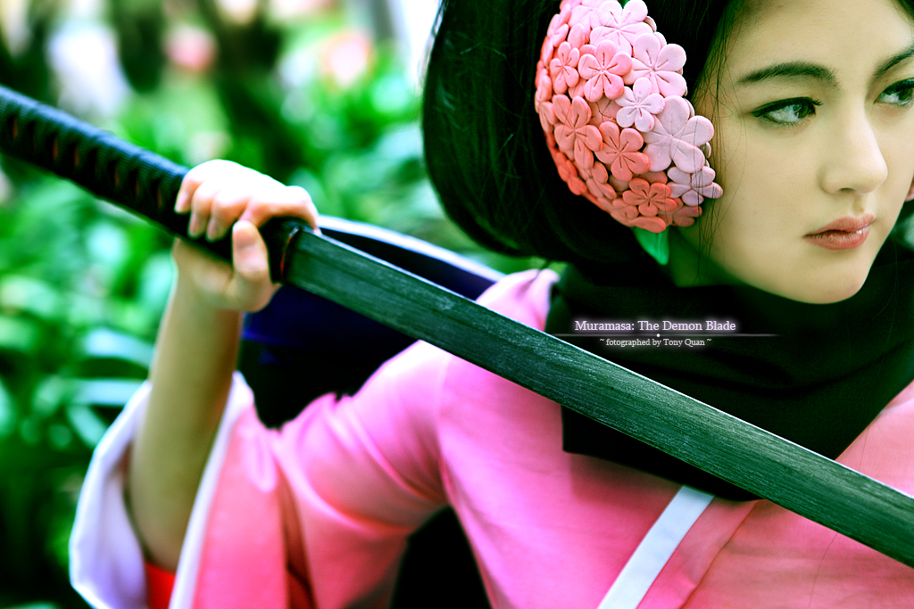 Momohime by qcamera
