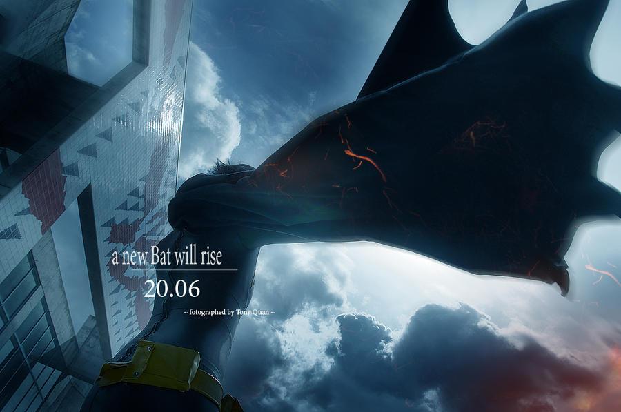 DC: Batgirl by qcamera