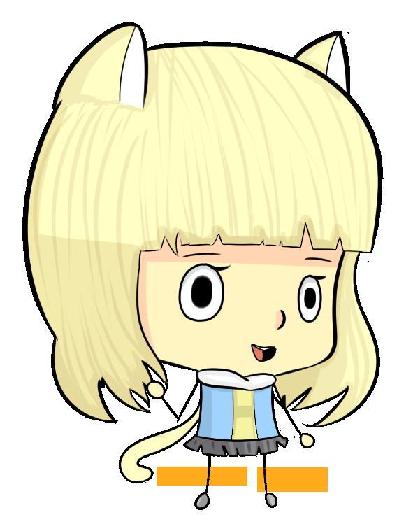 Sophie Cartoon Style IMG 2 by Celeste-Reyes