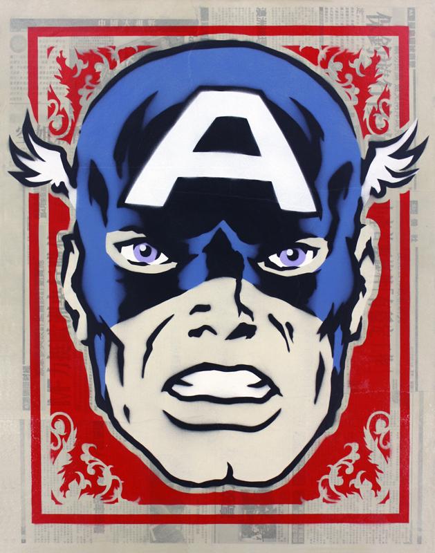Captain America by epyon5