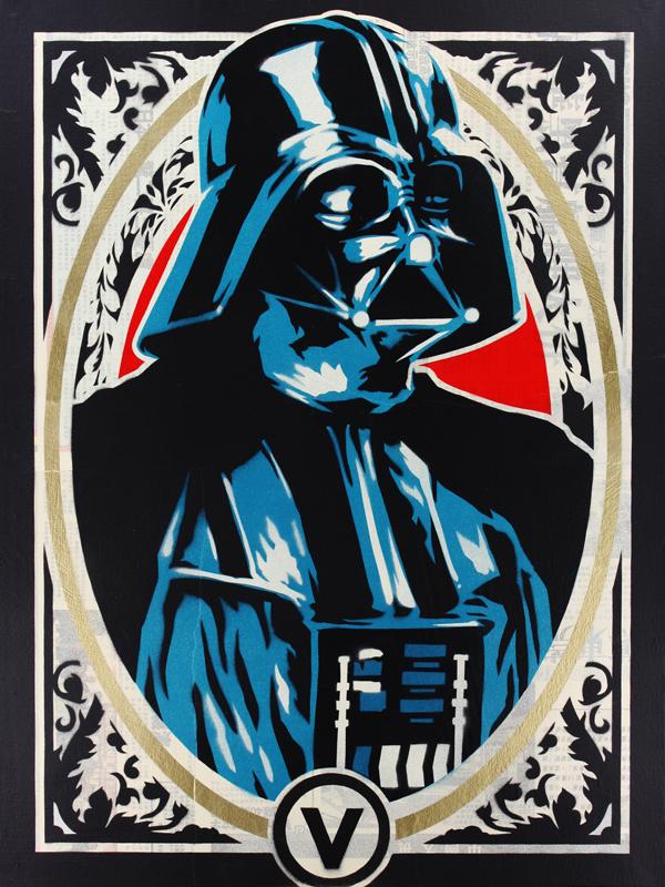 Darth Vader. by epyon5