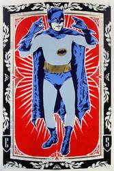 Batman by epyon5