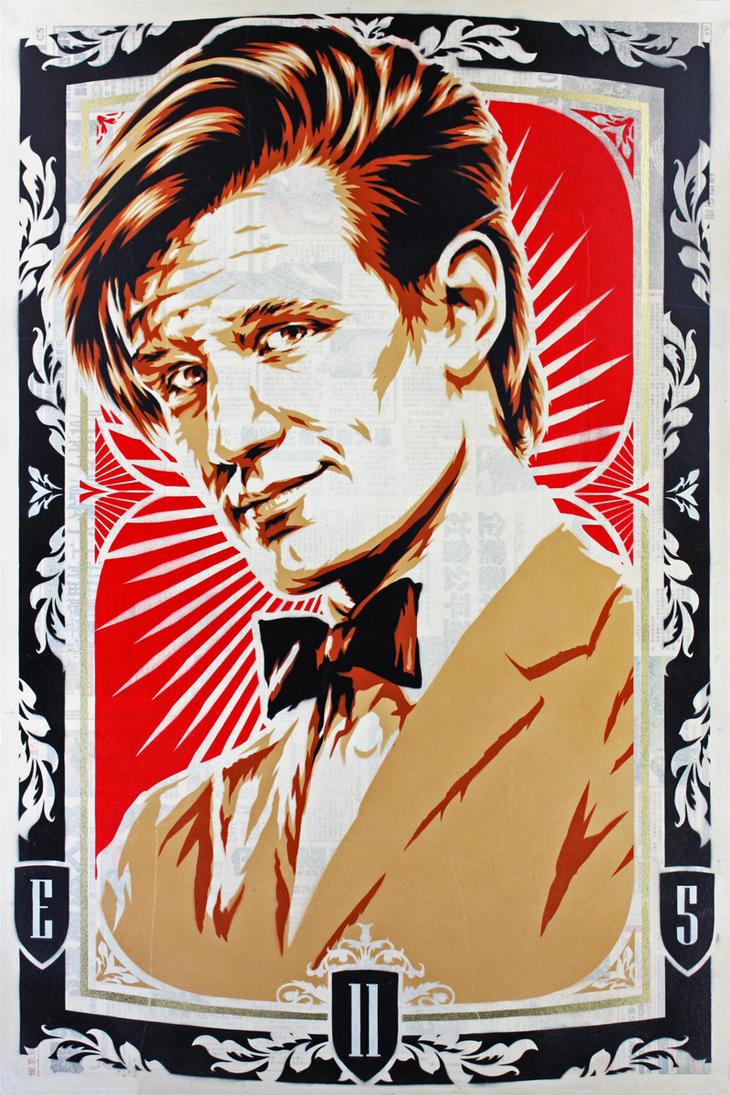 Doctor Who Matt Smith by epyon5