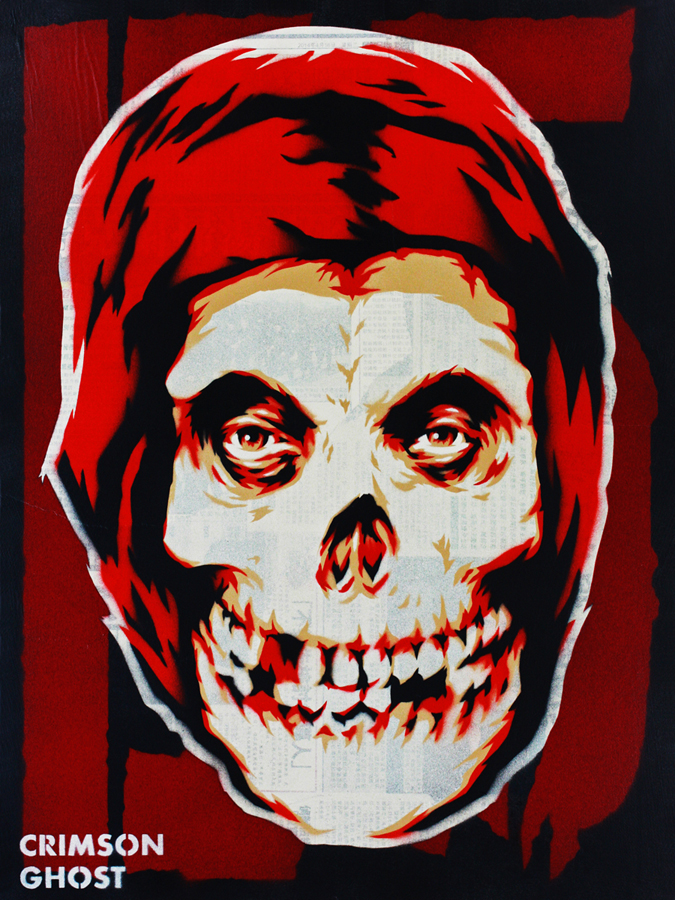 The Crimson Ghost by epyon5