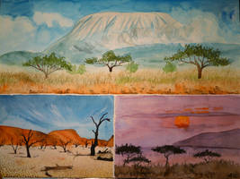 Afrika impressions by Woodswallow