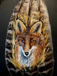 Circle of life - fox