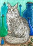 Alchemist cat