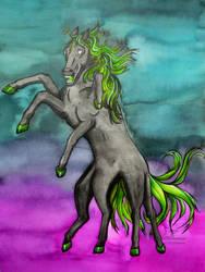 Sleipnir by Woodswallow