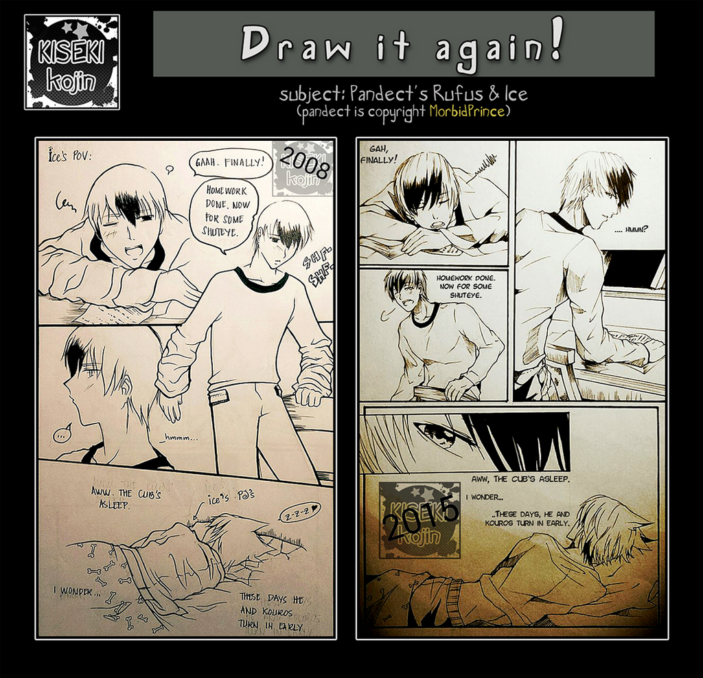 Draw This Again! #3 by Kei-Seki
