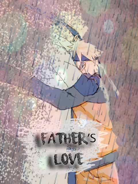[Father's Day Special]  Father's love never ends by PheonixDrawsYT