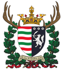 Personnal coat of arms (House of Chabrand)