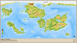 Map of Proserpina