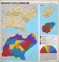 Confederate States of America 2014 by ImDeadPanda