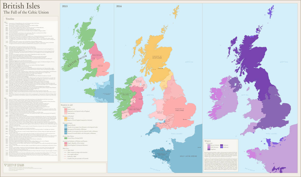 British Isles 2016 : The Fall of the Celtic Union by ... on blank newspaper scotland, blank map of the middle east 2013, blank map of europe 2013,