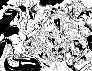 Marvel Test Page - 1,2