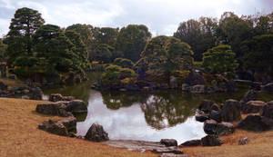 An ancient pond...