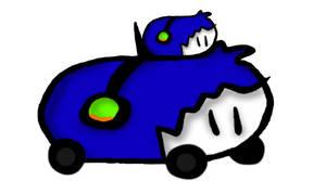 Blob Car