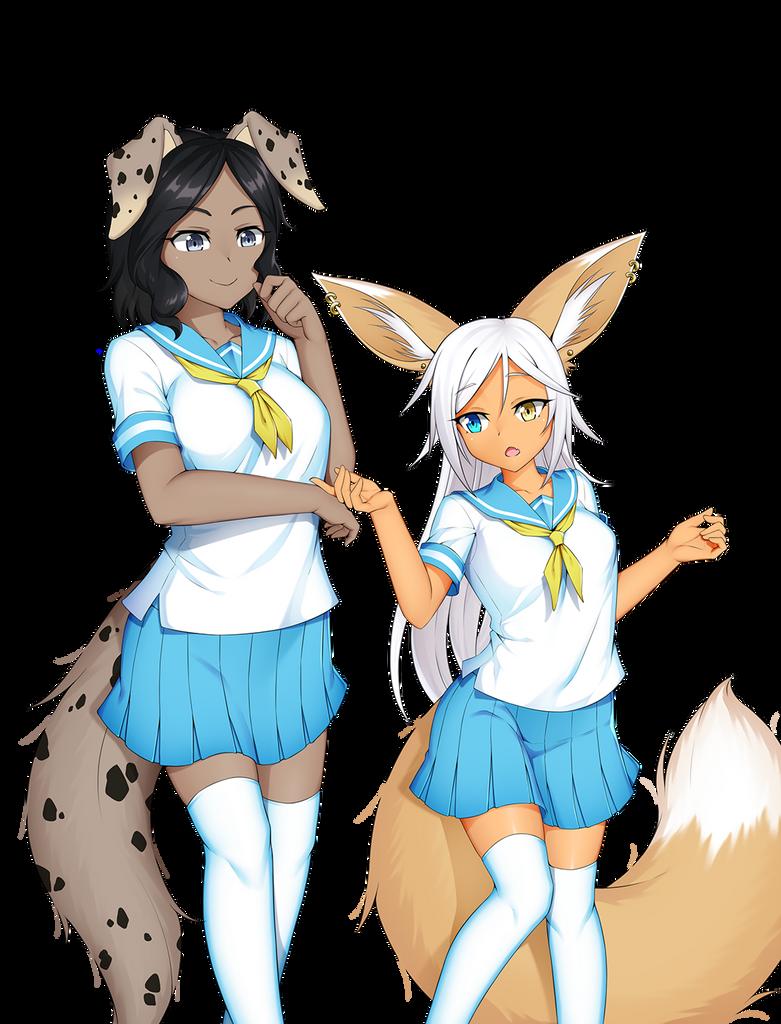 Anime Rose by jeflint