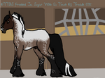 095 OTTBS Frosted In Sugar With A Touch Of Trouble by Baylili00