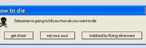 how to die by Sorablood