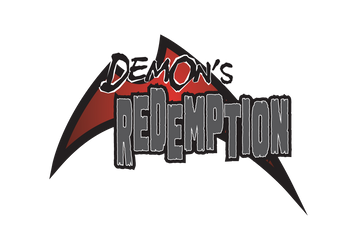 Demons Redemtion logo by 1pez