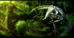 Indominus Rex by ArchShiranui