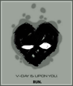 devID: v-day_out for blood? by worm-baby