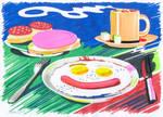 Per aspera ad astra (Breakfast of Champions)
