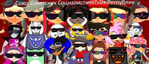 The Soviet Union 8.0 by SovietUnionMeggy