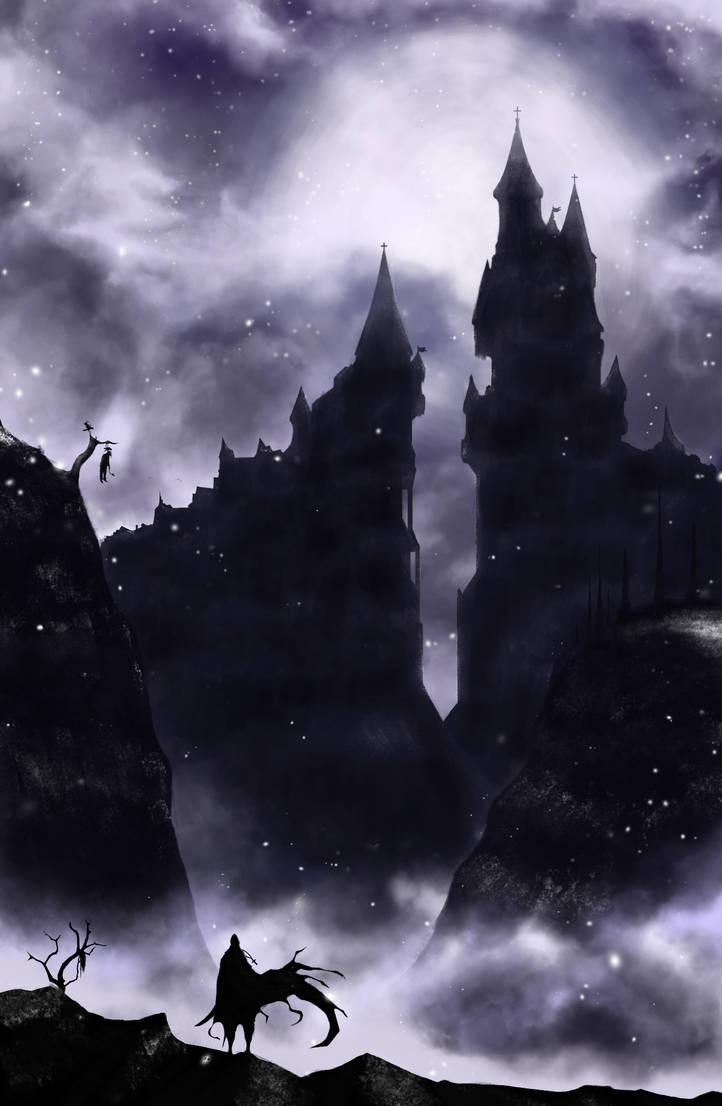 The forgotten castle by ky-hikka