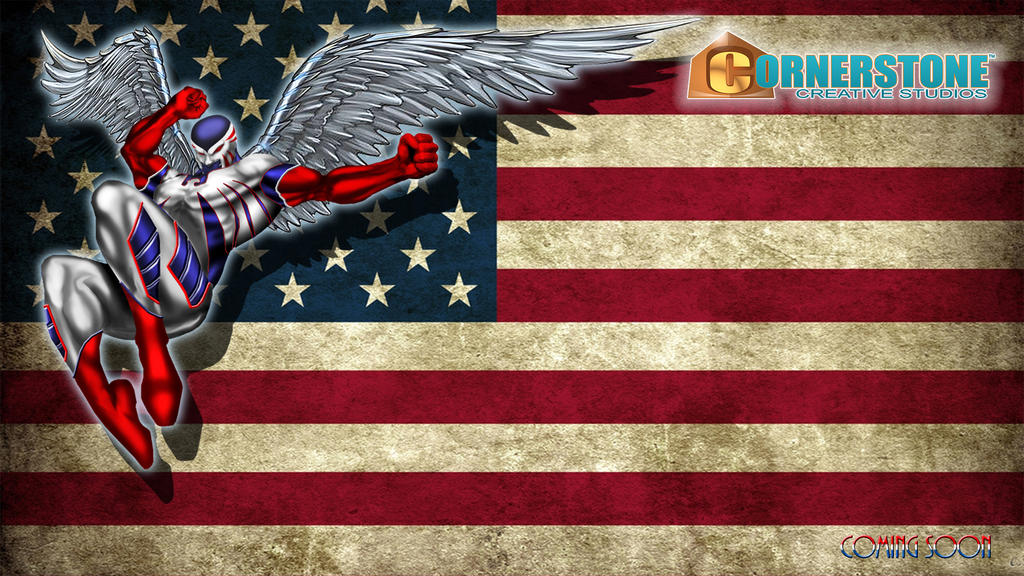 American Eagle Facebook Cover by Cadre