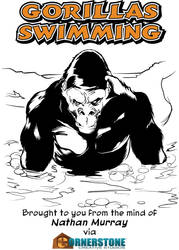 TitlePage for Gorillas Swimming