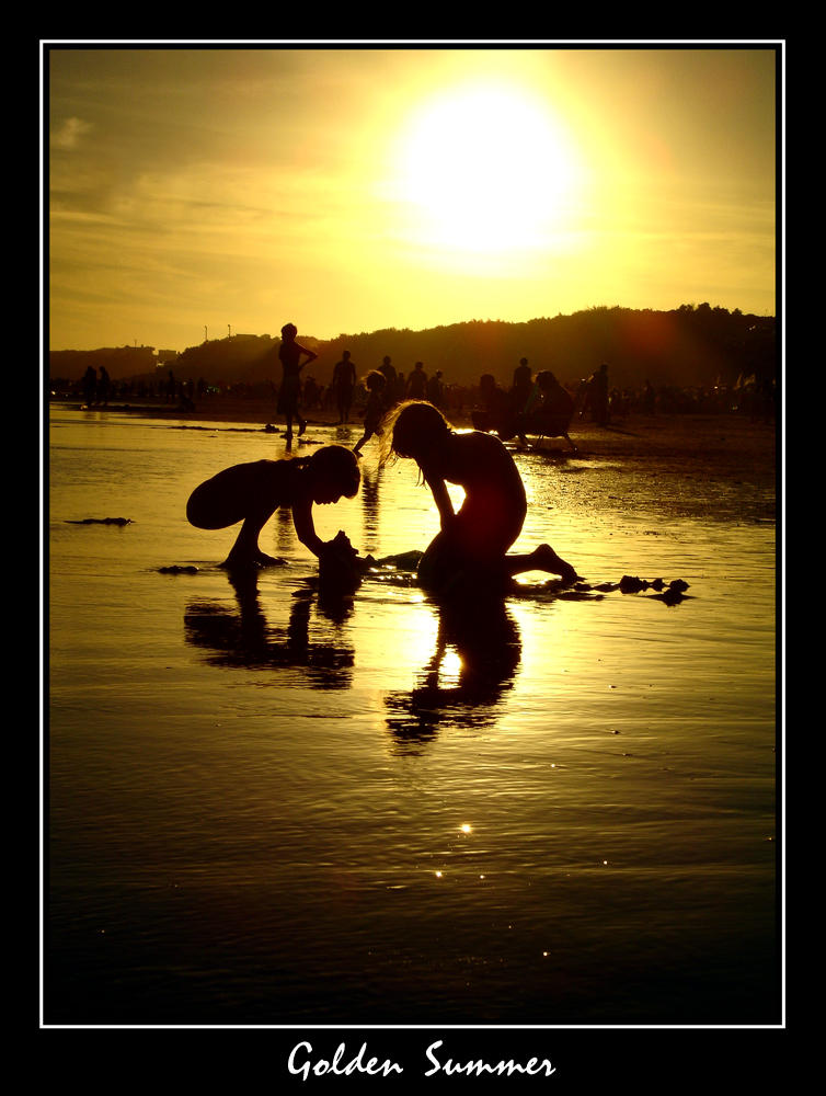 Golden Summer by elultimodeseo