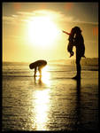 Touching the Sun by elultimodeseo
