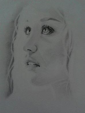 Daenerys Targaryen by maritakeda