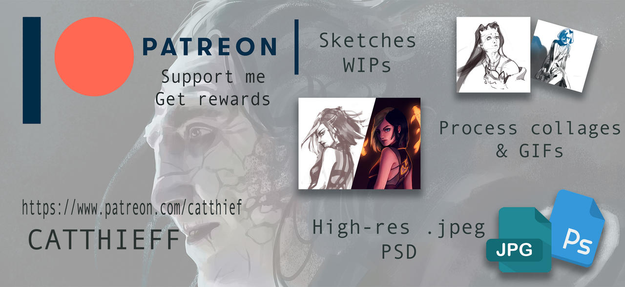 Patreon by catthieff