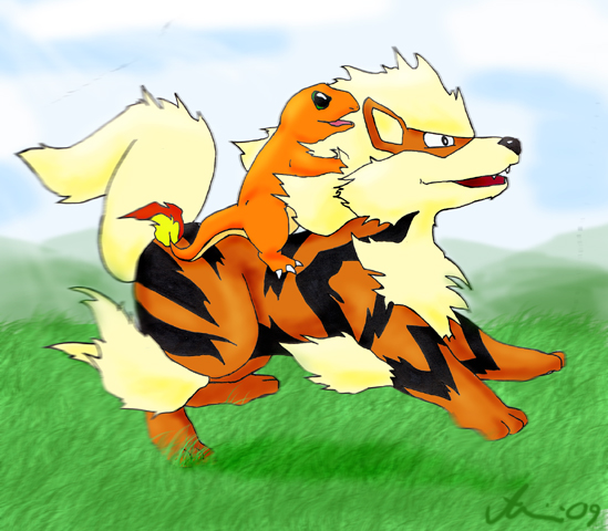 Pokemon Fast Running By Wolf Dog On Deviantart
