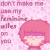 Feminine Wiles by Oukami666