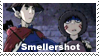 Smellershot Stamp by Oukami666