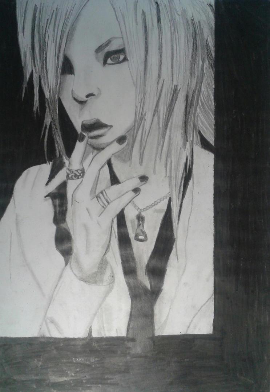 Uruha by araashiii