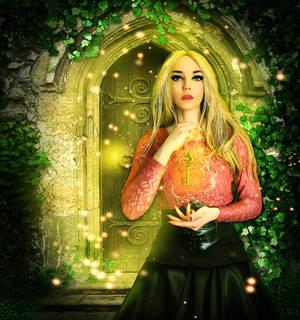 Key to the secret door