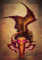 Druid and Shaman Love by AtraElegie