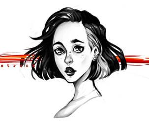 Love Struck -Ruby by AtraElegie