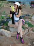 Pokemon Trainer Cosplay Photo 2