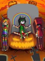 Happy Halloween by zukich
