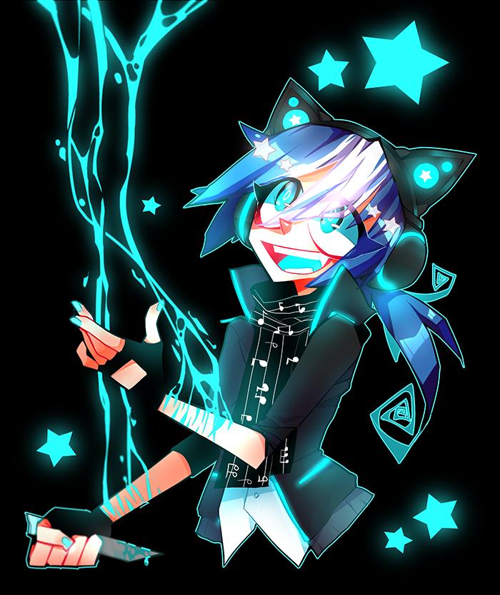 Magic inside you by zukich