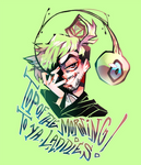 All the way [Jacksepticeye speedpaint]