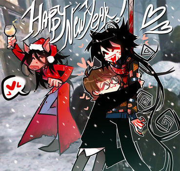 Happy New Year! by zukich