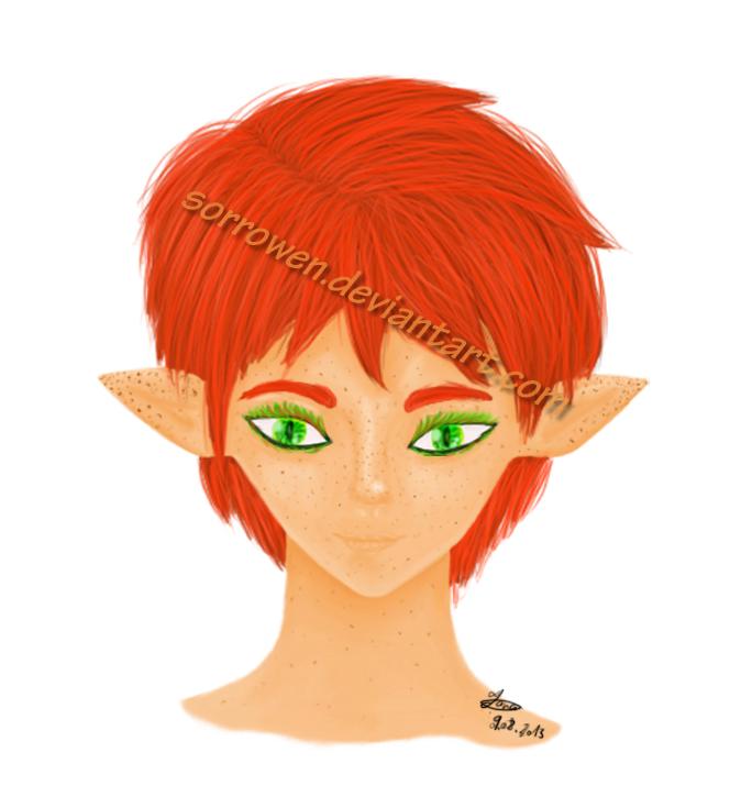Elf by Sorrowen